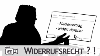 Widerrufsrecht bei Maklern