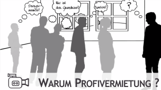 Warum Profivermietung ?