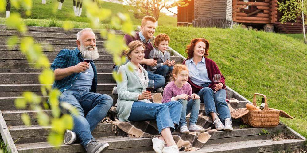 So geht altersgerechtes Wohnen: Teil 4 – Mehrgenerationenhäuser