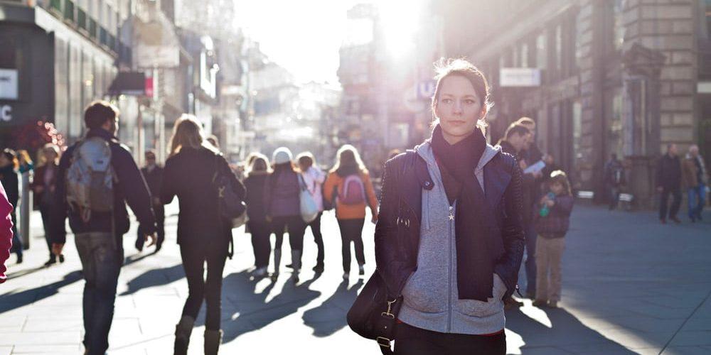 Das junge Deutschland liebt die Stadt