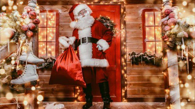 Der Weihnachtsmann und das Alter
