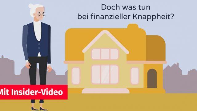 Video: Immobilienverrentung – Verkauf mit Wohnrecht