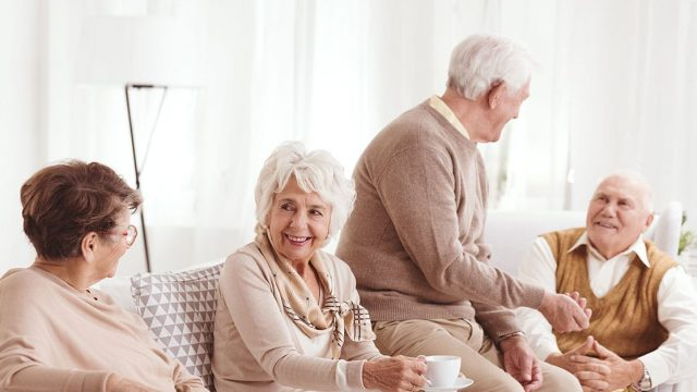 Wohnformen im Alter – Welche Möglichkeiten gibt es?