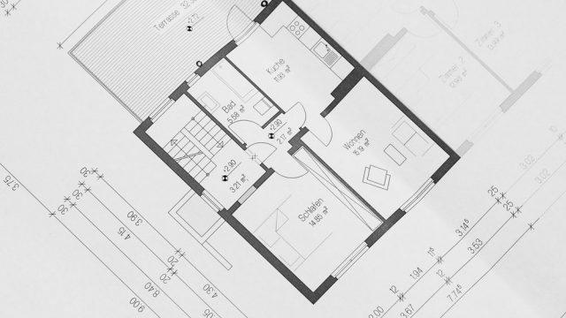 Wohnfläche berechnen während der Ausgangsbeschränkung