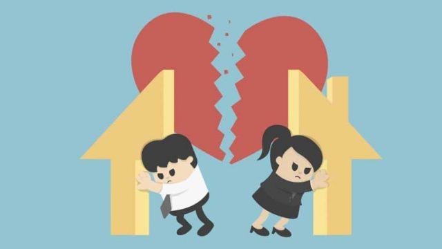 Immobilie in der Scheidung – Das sind Ihre Möglichkeiten